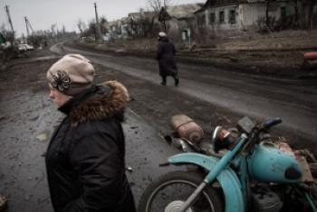 Восток Украины. Фото ООН