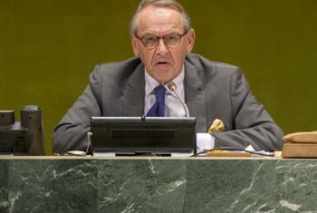 Ян Элиасон. Фото ООН