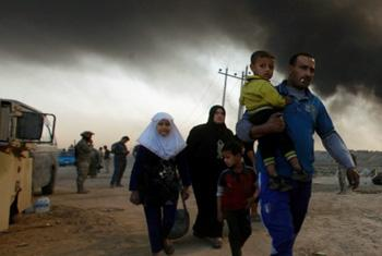 В окрестностях Мосула. Фото ЮНЕП