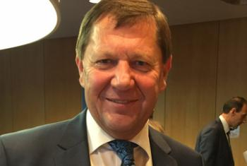 Владимир Васильев. Фото ООН
