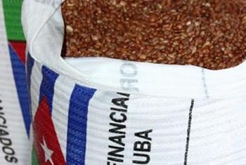 Продовольственная помощь Кубе. Фото ВПП