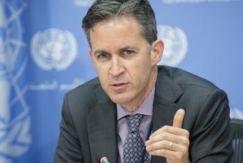 Дэвид Кей. Фото ООН