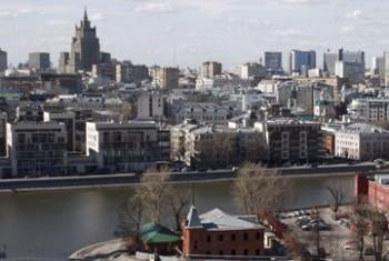 Стрелка на Москве-реке. Фото ООН