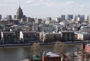 Москва. Фото ООН