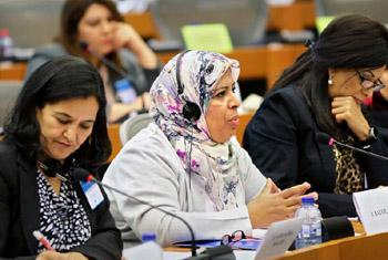 Женщины в ООН. Фото ООН