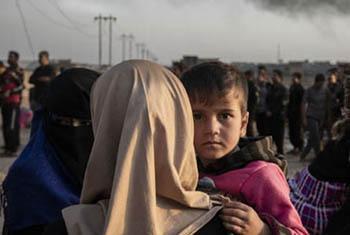 Жители Мосула. Фото ООН