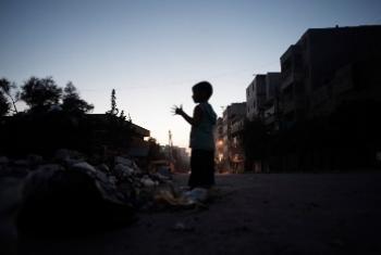 Алеппо. Фото ООН