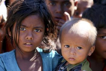 Жители Мьянмы. Фото ООН