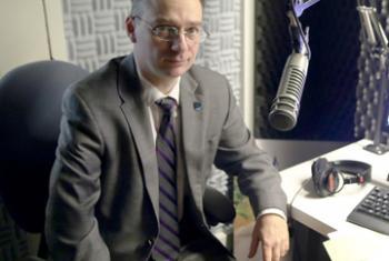 Денис Тихомиров. Фото ООН