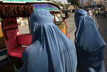 Женщины в Афганистане. Фото ООН