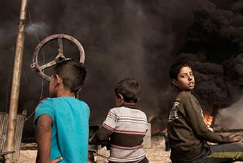 Дети в Ираке. Фото ООН