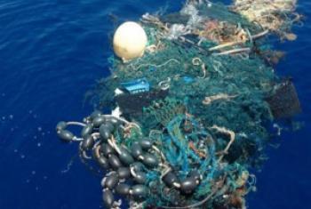 Пластик в океане. Фото ЮНЕП