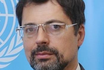 Владимир Кузнецов. Фото ООН