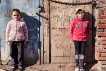 Дети в Украине. Фото ЮНИСЕФ