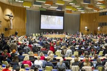 ООН отмечает Международный женский день. Фото ООН