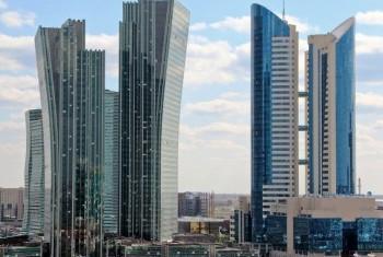 Астана. Фото Всемирного банка