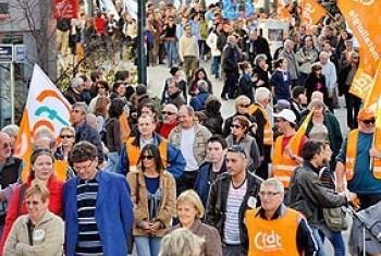 Профсоюзы - важный элемент инклюзивного экономического роста. Фото МОТ