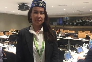 Юксель Гаяне. Фото Службы новостей ООН