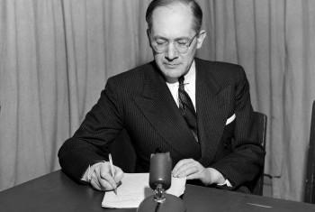 Рафаэль Лемкин в 1948 г. Фото ООН