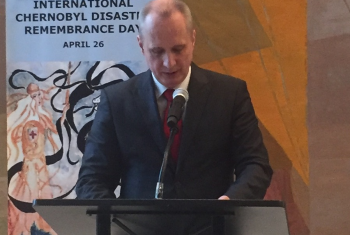 Андрей Дапкюнас. Фото Службы новостей ООН