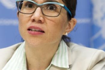 Каталина Девандас Агилар. Фото ООН
