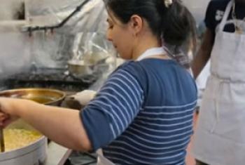 Повара-беженцы кормят Нью-Йорк. Фото ООН