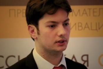 Олег Мансуров. Фото Службы новостей ООН