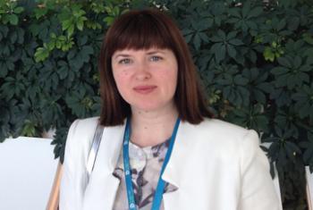 Алина Венкова. Фото ООН
