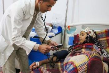 В Йемене зарегистрировано 218 798 зараженных холерой. Фото ЮНИСЕФ