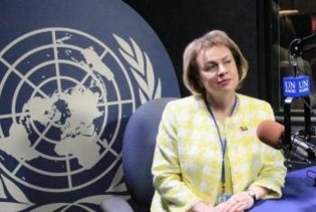 Марианна Щеткина. Фото ООН