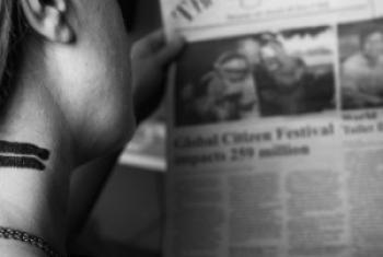 Фейковые новости – не повод ограничивать свободу прессы. Фото ООН