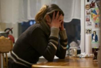 Подростковая депрессия. Фото ВОЗ