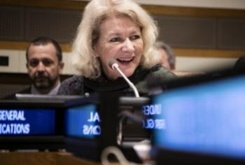 Алисон Смейл. Фото ООН