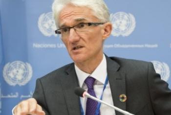 Марк Локок. Фото ООН