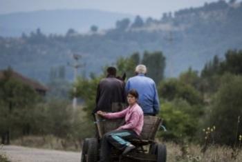 Сельские районы обладают потенциалом для развития «зеленой» экономики. Фото ПРООН