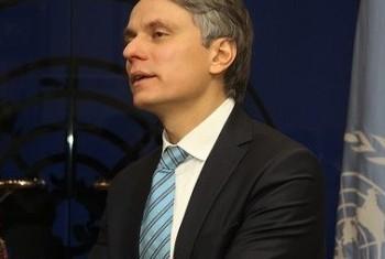 Дмитрий Марьясин. Фото ПРООН в Армении