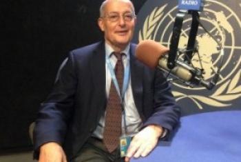 Миклош Харасти. Фото Службы новостей ООН