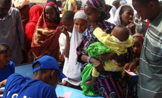IOM ikisajili wakimbizi kutoka CAR wanaowasili Chad.
