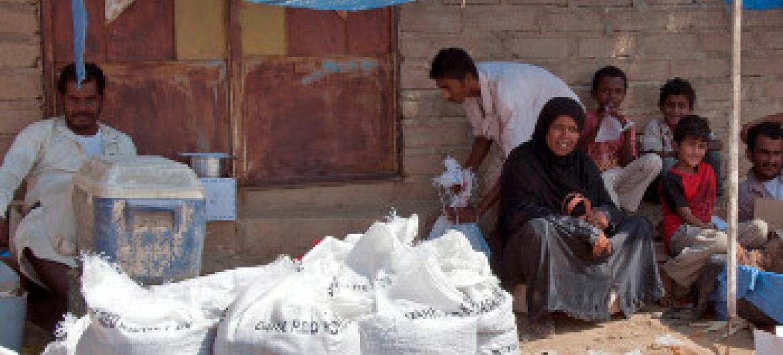 Wakimbizi wa Yemen@OCHA
