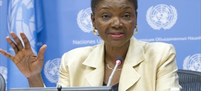 Mkuu wa OCHA Valerie Amos.(Picha@