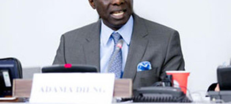 Mshauri Maalum wa Katibu Mkuu kuhusu kuzuia mauaji ya kimbari, Adama Dieng