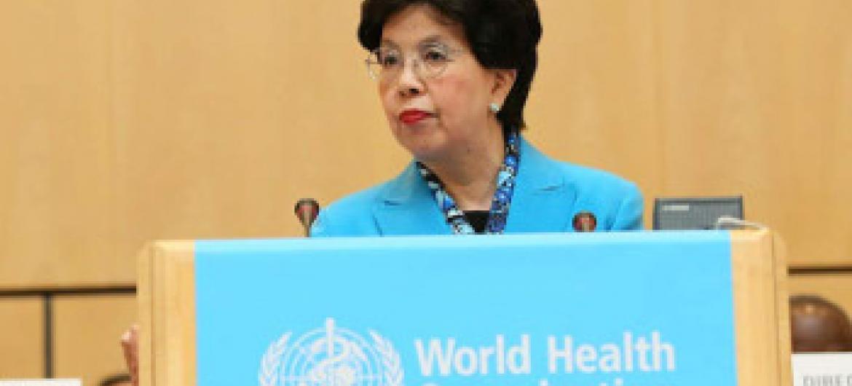 Margaret Chan, Mkurugenzi Mkuu wa Shirika la Afya Duniani, WHO. Picha@PAHO/WHO