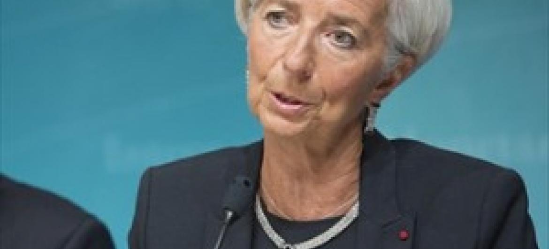 Christine Lagarde, Mkurugenzi Mtendaji wa IMF. (Picha@IMF)