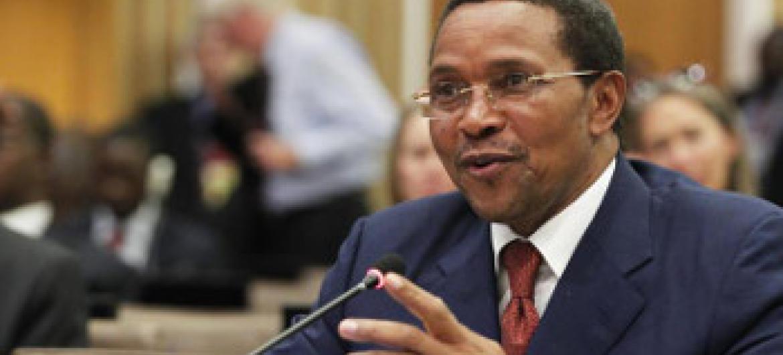 Rais Jakaya Mrisho Kikwete, Tanzania. Picha: