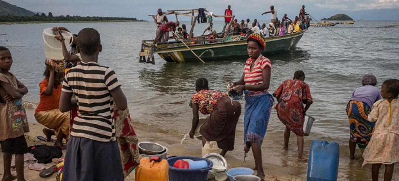 Wakimbizi wa Burundi. (Picha:UNHCR/Federico Scoppa)