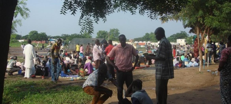 Wakimbizi wa Sudan Kusini.(Picha: UM)