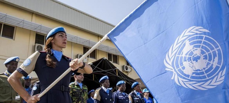 Walinda amani katika Ujumbe wa Umoja wa Mataifa nchini Sudan Kusini, UNMISS. Picha: UM/JC McIlwaine