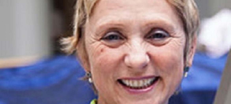 Meneja wa Benki ya dunia nchini Zambia Ina-Marlene Ruthenberg. Picha: World Bank/Zambia