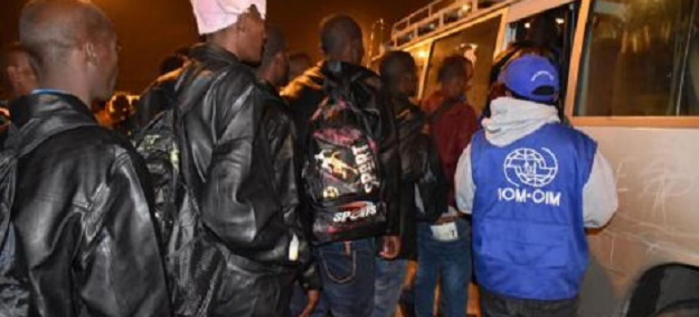 Kituo cha mpito nchini Zambia chawezesha wakimbizi wa nchi jirani kurejea nyumbani bila kuhangaika. Picha: IOM