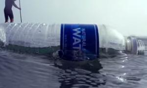 Taka la plastiki. (Picha ya UNEP(Video capture)